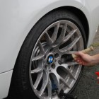 Autoglym Hi Tech Wheel Brush demo