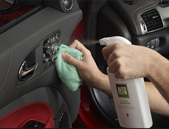 autoglym interior shampoo barry s garage elite vehicle