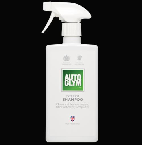 autoglym interior shampoo barry s garage elite vehicle storage solutions for cars and. Black Bedroom Furniture Sets. Home Design Ideas