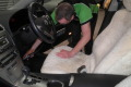 How to clean the interior of your car using Barry's Method