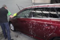 Body washing time – check out the low soap action of Autoglym