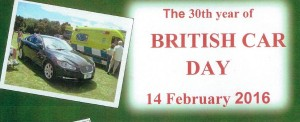 British car day 2016