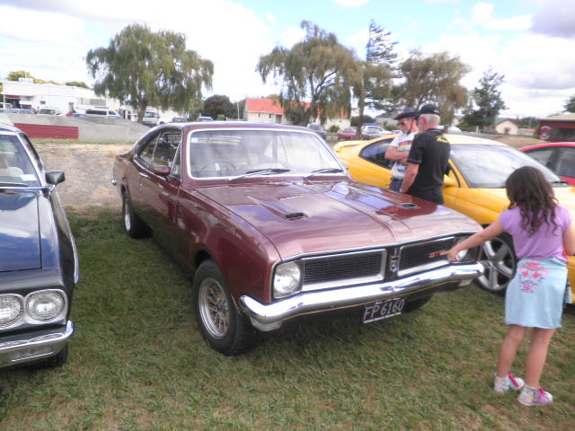 Shannon Car show